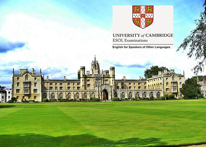 Exámenes cursos inglés Cambridge