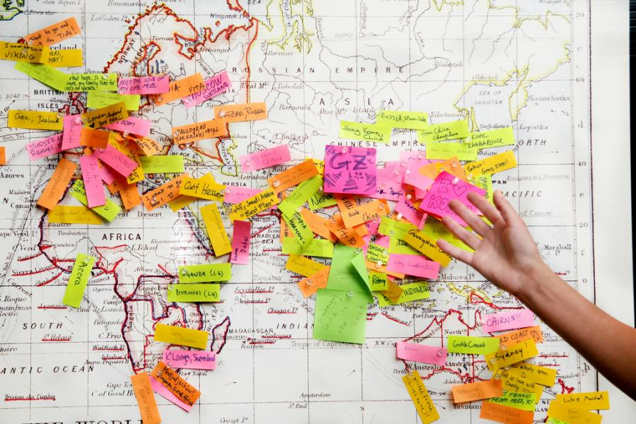 Cursos idiomas estudiar inglés extranjero