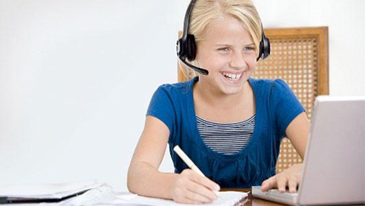 Clases de inglés y francés por Skype