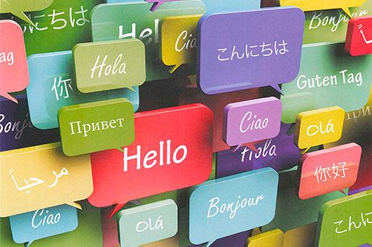 Dades curioses sobre els idiomes
