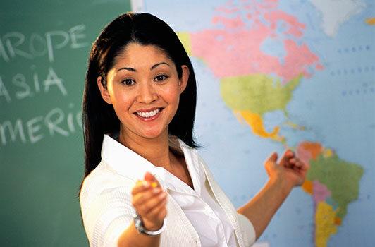 Professor d'anglès, francès i alemany a Mataró