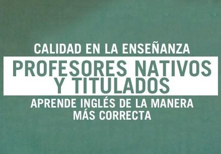 Aprende idiomas con profesores nativos