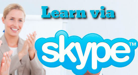 Classes d'anglès online via Skype