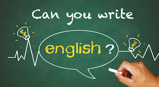 Errores comunes en el writing de inglés