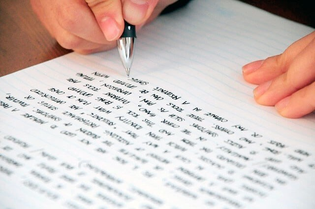 Mejora tu writing en inglés con tus consejos
