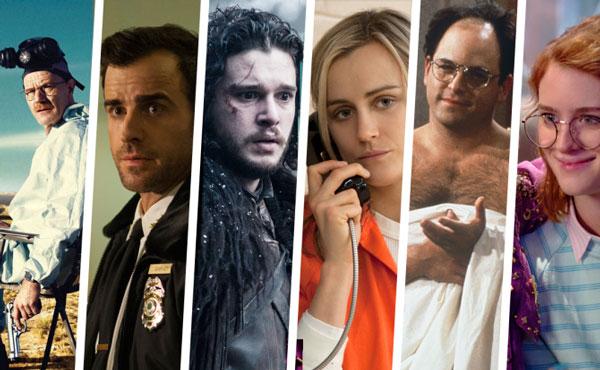 Mejora tu inglés mirando series por la televisión