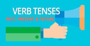 Verb tenses en anglès
