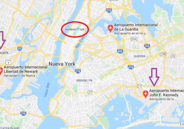 5 consejos imprescindibles para viajar Nueva York