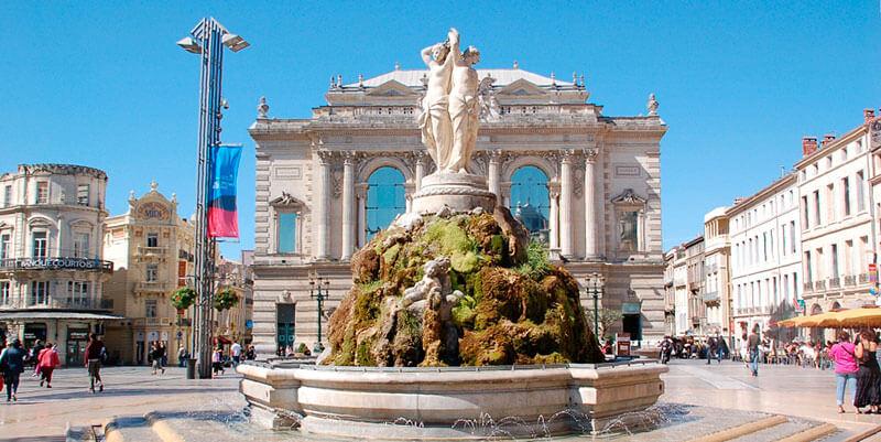 Montpellier ciudad perfecta para perfeccionar tu francés