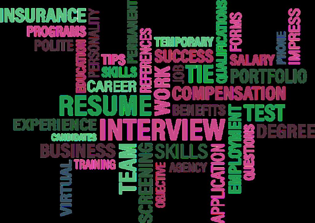 Preparant una entrevista de feina en anglès