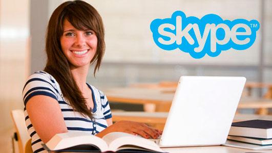 Cursos y clases de inglés por Skype Barcelona