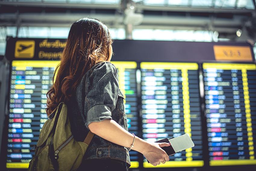 Consejos en inglés para moverte por el aeropuerto