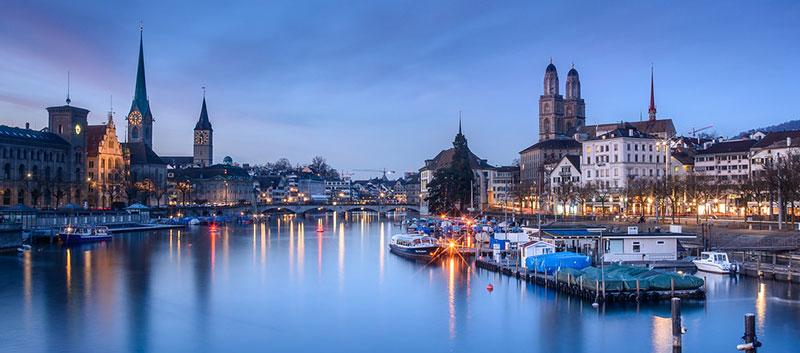 Zurich la ciudad perfecta para aprender Francés